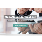 Steuerberatung Grabner by 36 digital&more Website Design