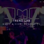 Trend Lab Website Design by 36 digital&more