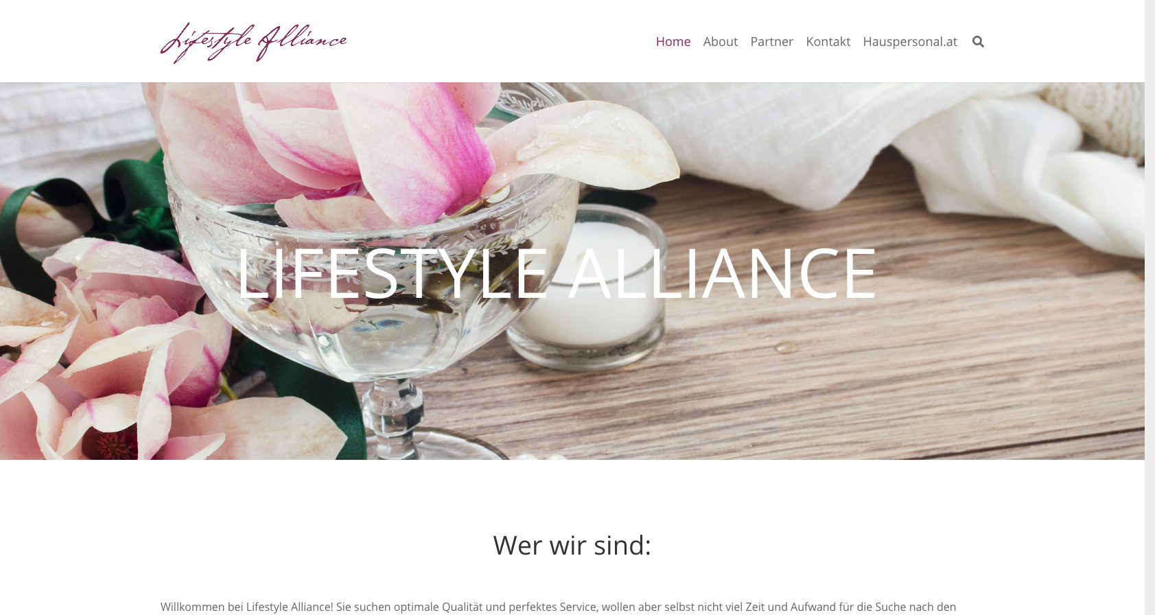 Lifestyle Alliance